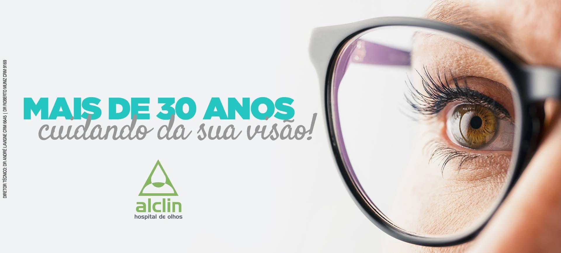 Mais 30 anos da Alclin