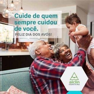 Respeitar toda sabedoria e aprender com os bons conselhos! Feliz Dia dos Avós!...