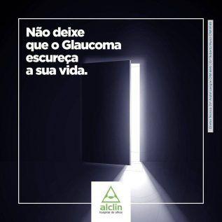 O glaucoma é uma doença silenciosa! Geralmente ela não apresenta sintomas na fase...