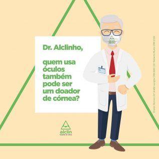 Sim, pode. Miopia, hipermetropia ou astigmatismo não são barreiras que impeçam à...